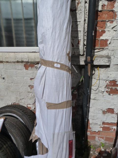 Lot 19 - *Bundle of Bamboo 212cm Tall