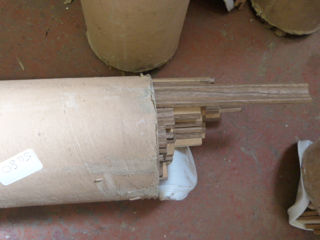 """Lot 33 - *Tube of Edging Strips (Approx 98"""")"""