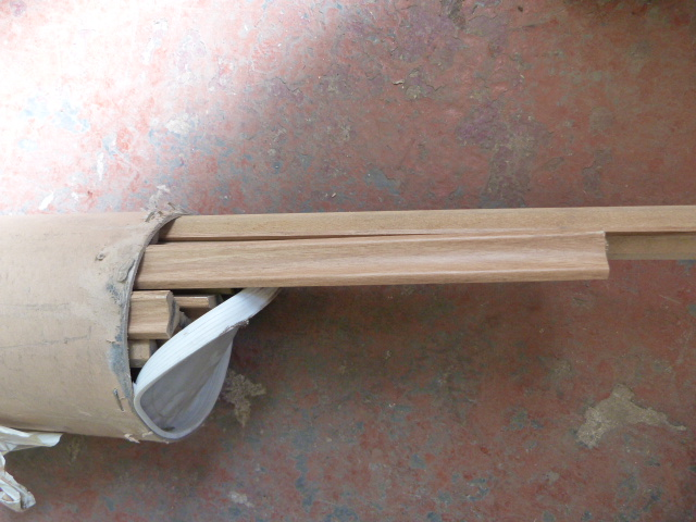 """Lot 36 - *Tube of Edging Strips (Approx 98"""")"""
