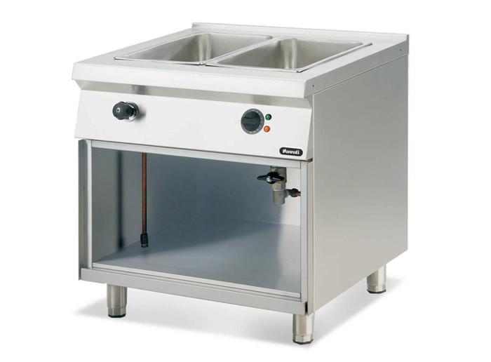 Lot 13 - *Grandis 900 Bain Marie, electric, 800mm, stand-alone or suite, (2) 1/1 GN pan capacity, 30°C-110°C