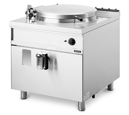 Lot 3 - *Grandis 900 Boiling Pan, gas, stand-alone or suite, direct heat, 100 litre tank capacity, manual ti