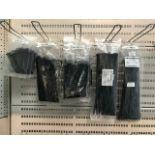 *Twenty Bags of Black Tie Wraps