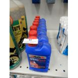 *9x250ml of Holts Speed Flush