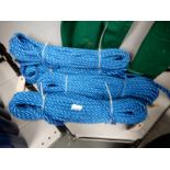 *Three Coils of Rope