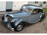 Lot 35 - 1951 Jaguar MK V 3.5 Litre Saloon