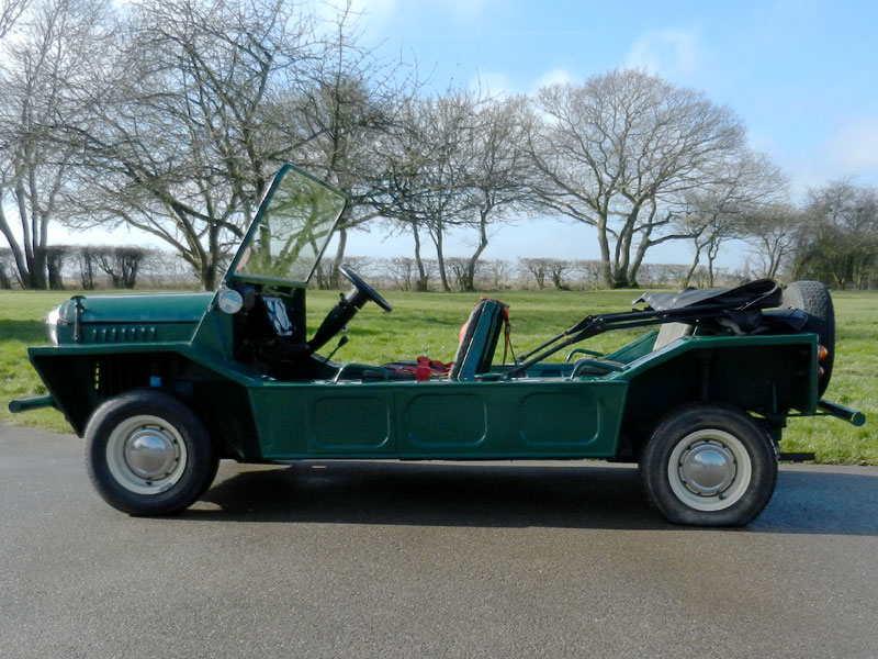 Lot 36 - 1968 Morris Mini Moke