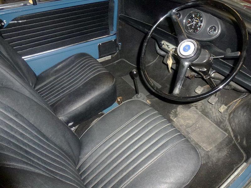 Lot 127 - 1970 Morris Mini Cooper S MKII