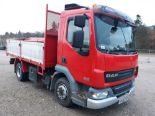 Lot 4020 - Daf Trucks LF 45220 - 5900cc 2 Door X - Other