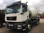 Lot 4023 - Man Tg-m 26.340 6x4 Bb C - 6870cc Truck
