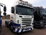 Lot 4018 - Scania R-srs L-class R485 La 6x2 - 12740cc Truck
