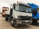 Lot 4002 - Mercedes Cvs Atego 1823k Day - 6370cc 2 Door Truck