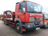 Lot 4040 - Foden Alpha 3000 A3-6r 405 Slp - 11000cc Truck