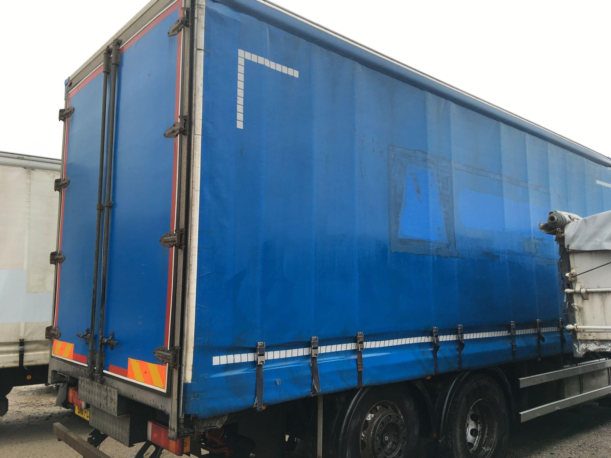 Lot 4003 - Iveco Stralis AD260545YPS- 10308cc Truck