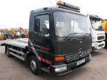 Lot 4030 - Mercedes Atego Recovery - 4250cc Truck