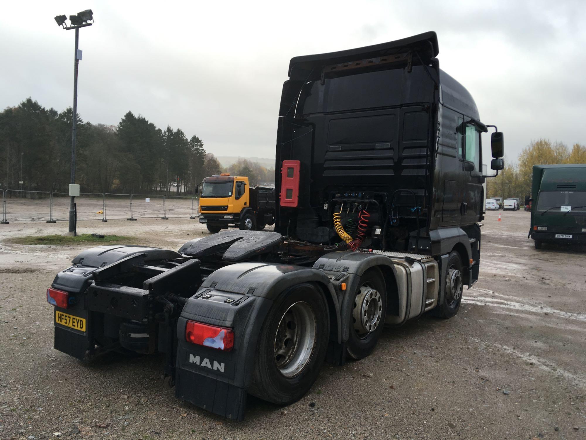 Lot 4019 - Man Unknown - 10518cc Truck