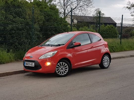 Ford Ka   Zetec Bn  Ltr Petrol Manual  Door Hatch  Current Recorded