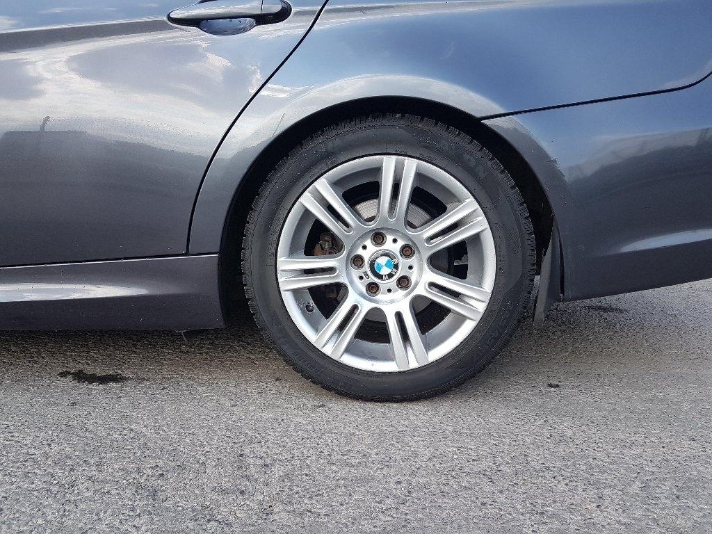 Lot 4 - BMW, 3 SERIES 318D M SPORT EDT, CN57 NXO, 2-0 LTR, DIESEL, MANUAL, 4 DOOR SALOON, 23.01.2008,