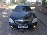 Lot 3 - MERCEDES, S320 CDI 7G TRONIC, BP08 OMA, 3-0 LTR, DIESEL, AUTO (7G TRONIC), 4 DOOR SALOON, 14.07.