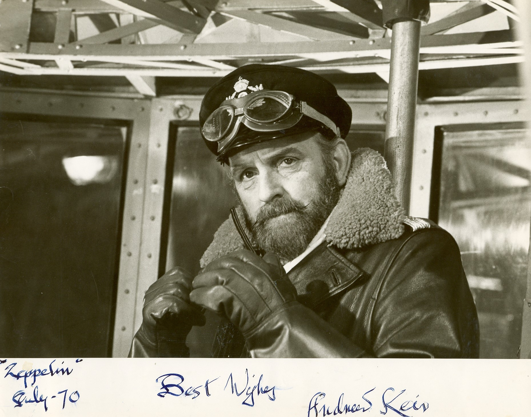 Lot 49 - WAR FILMS : Selection of signed 8 x 10 p