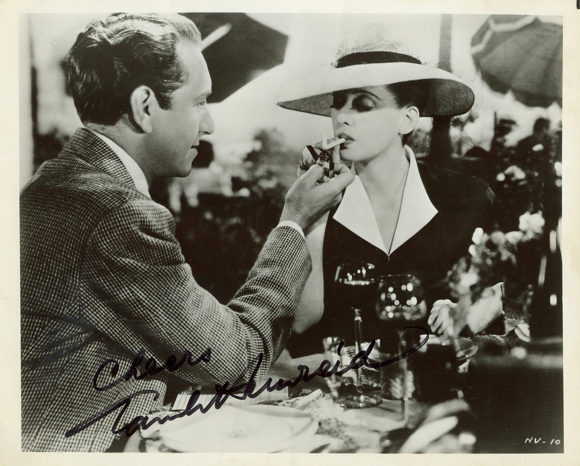 Lot 48 - CASABLANCA : A Warner Bros. film (1942)