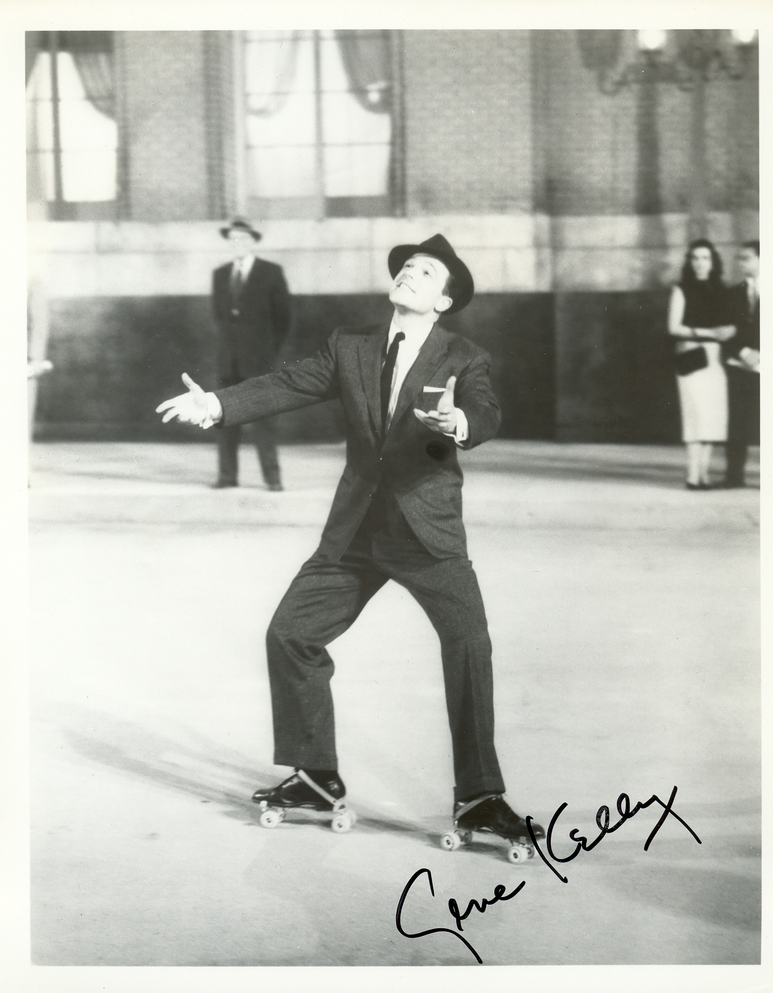 Lot 41 - KELLY GENE: (1912-1996) American Dancer