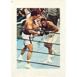 Lot 10 - ALI MUHAMMAD: (1942-2016) American Boxer