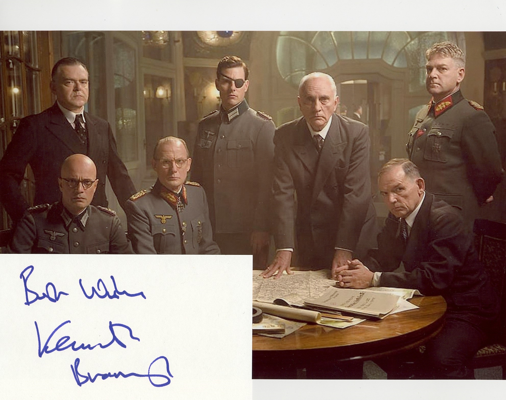 Lot 63 - CINEMA: Selection of signed 5 x 3 cards,