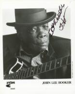Lot 138 - HOOKER JOHN LEE : (1917-2001) American b