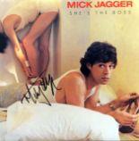 Lot 141 - JAGGER MICK: (1943- ) English Rock Music