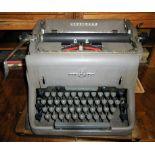 Macchina da scrivere Underwood anni 50
