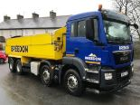 Lot 8 - 2017 | MAN TGS 32400 8x4 Cab w/ Thompsons Insulated Tipper | 210,000km
