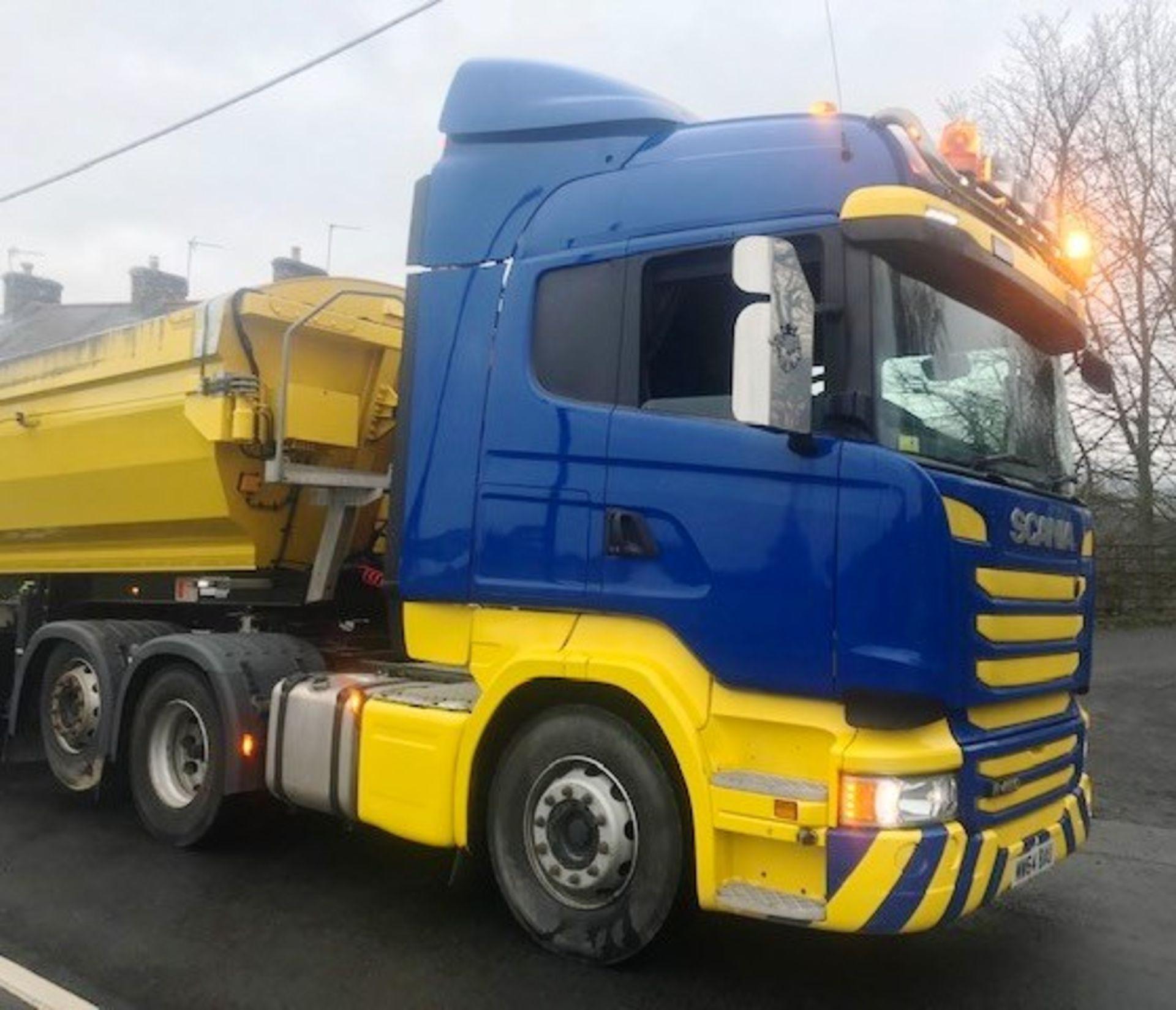 Lot 7 - 2015 | Scania R450 LA 6x2 Sleeper Cab | 330,000km - TRAILER NOT INCLUDED