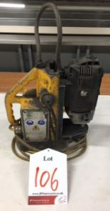 Lot 106 - Powerbor magnet drill