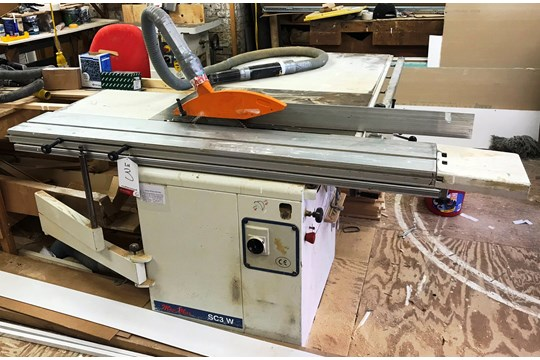 Lot 2 - SCM Mini Max SC3W Panel Saw | YOM: 2003