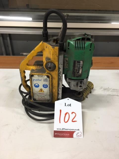 Lot 102 - Hitachi D13 Drill