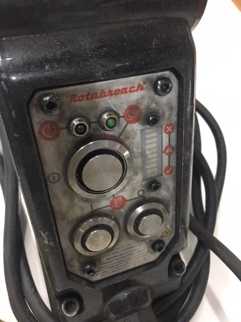 Lot 109 - Rotabroach magnet drill