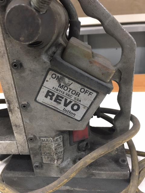 Lot 108 - Revolution magnet drill