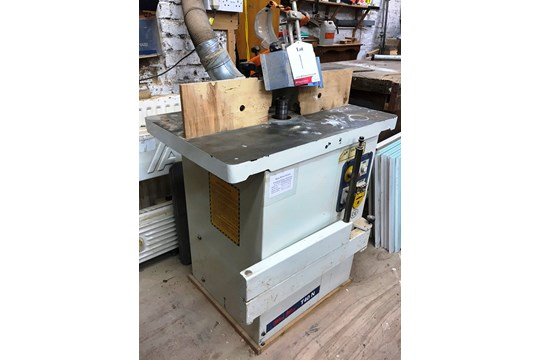 Lot 3 - SCM Mini Max T40N Vertical Spindle Moulder | YOM: 2002