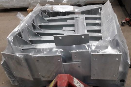 Lot 11 - 28x Unused Steel Barrier Rails w/ 34x Bolt Down Posts & 8x Fishtail Ends | £4,000 AT COST