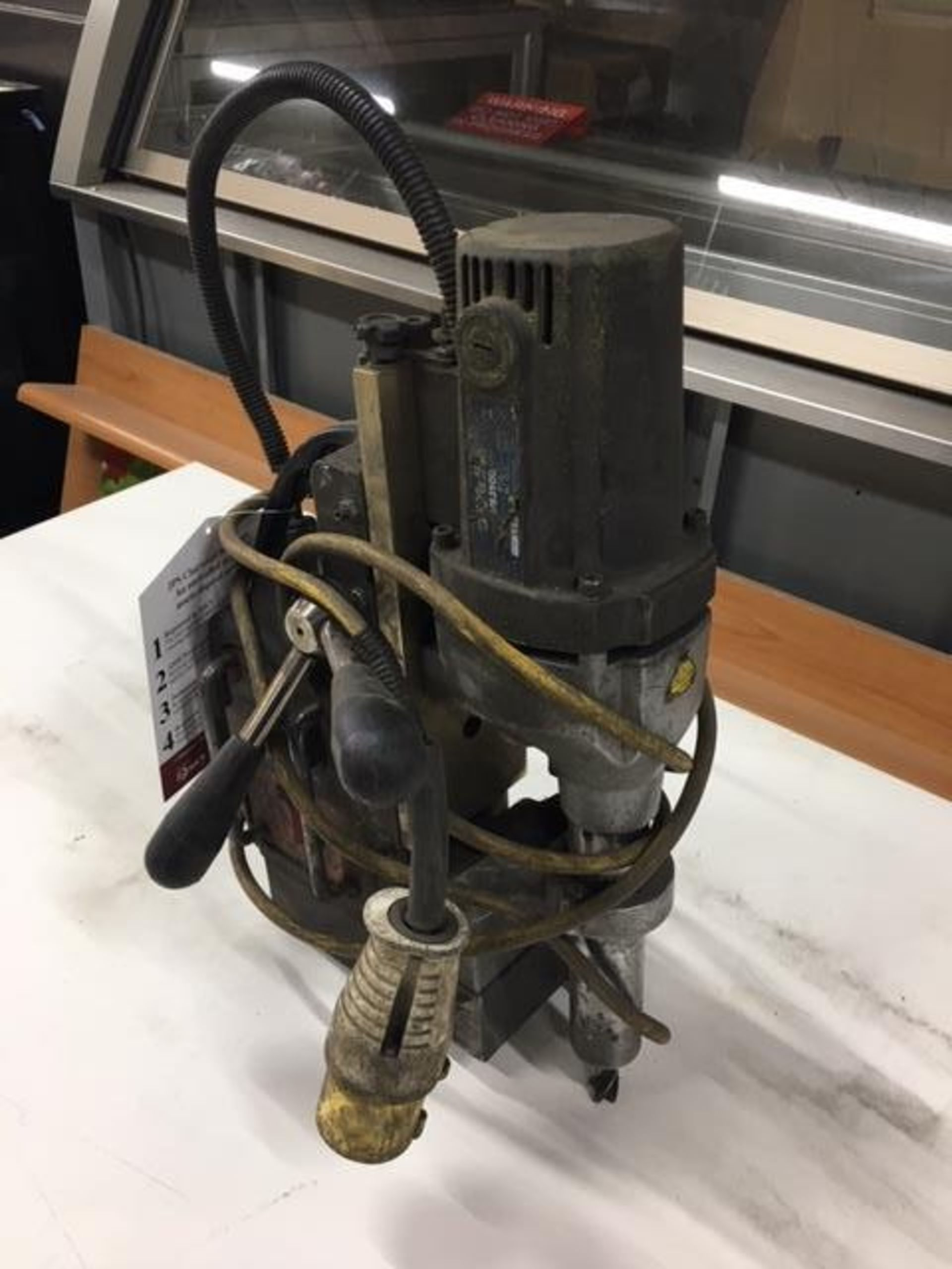 Lot 101 - Evolution ME3500 Industrial Magnetic Drill