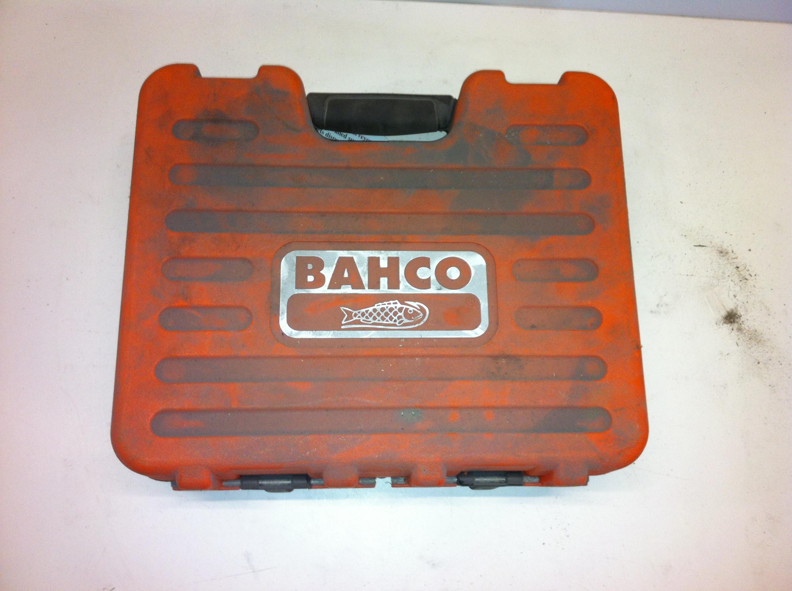 "Lot 129 - Bahco 1/2"" Socket Set"