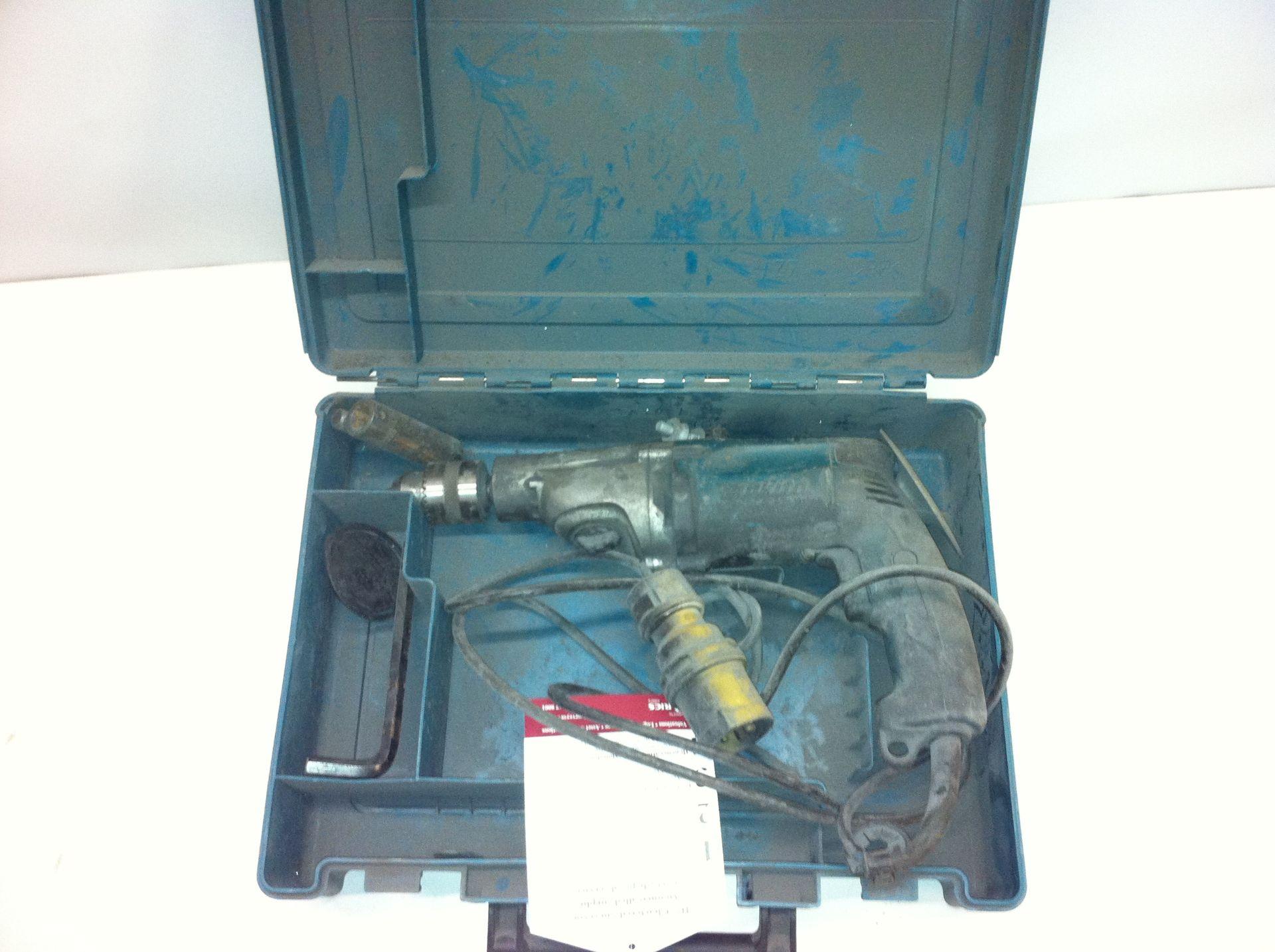 Lot 126 - Makita 2 Speed Hammer Drill