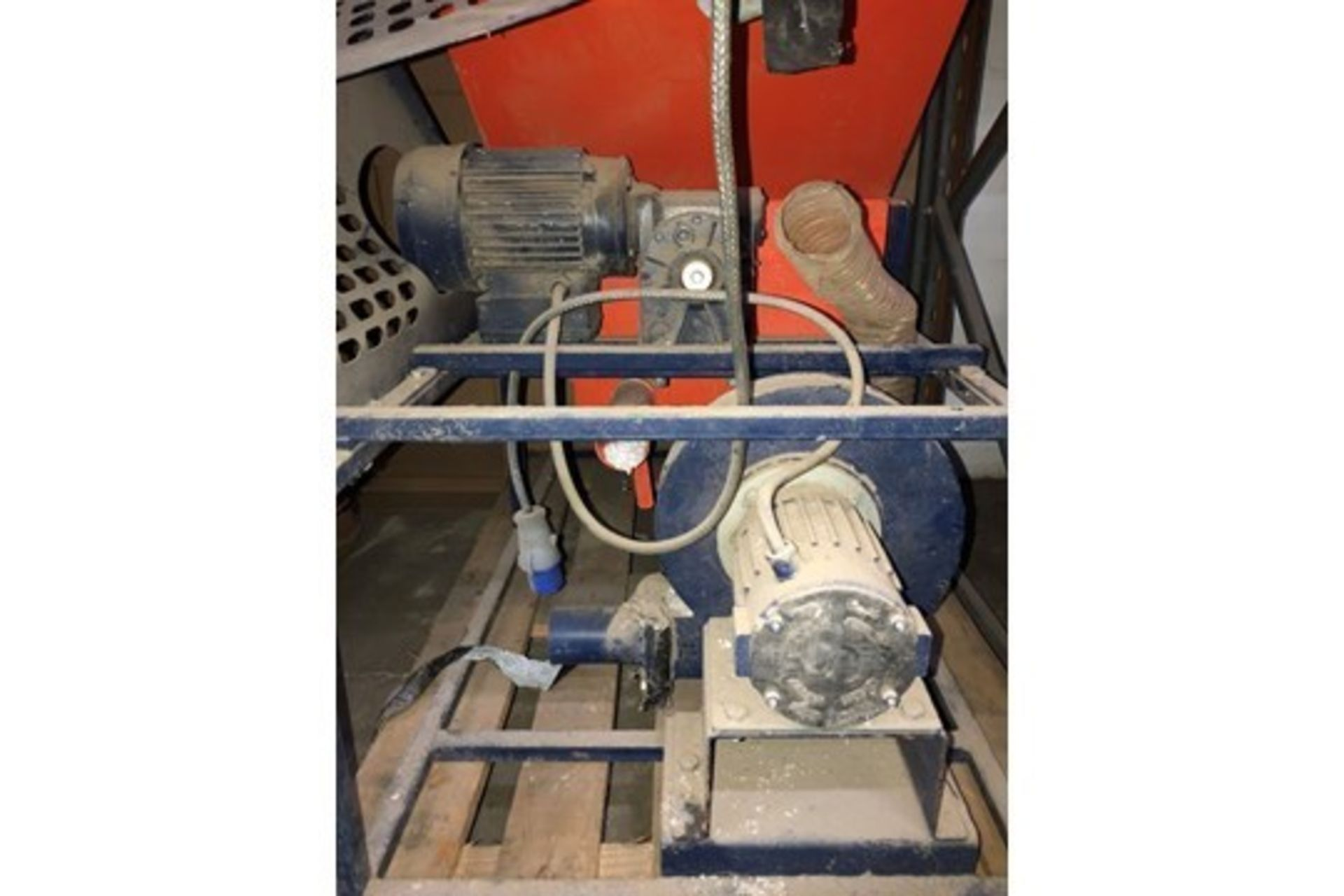 Lot 10 - Instafibre Cavity Wall & Roof Insulation Blower Machine - Spares & Repairs