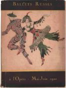 [BALLETS RUSSES, MATISSE, SERT, PICASSO, DIAGHILEW] Ballets Russes des Sergei Djagilew, 12.