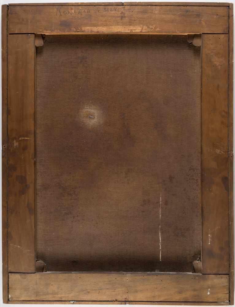 Lot 1 - Nach Carlo Maratta (auch Maratti)1625 Camerano - Rom 1713Heilige NachtÖl auf Leinwand, doubliert. (