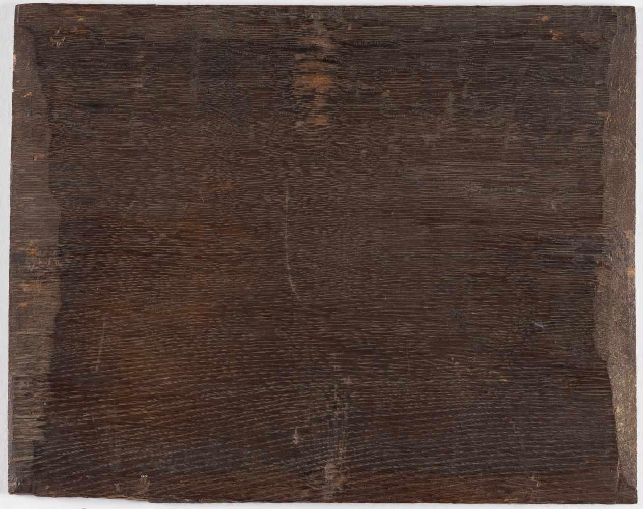 Lot 45 - Jan Willem van Borselen (zugeschrieben)1825 Gouda - Den Haag 1892Angler auf einem WeiherÖl auf Holz.