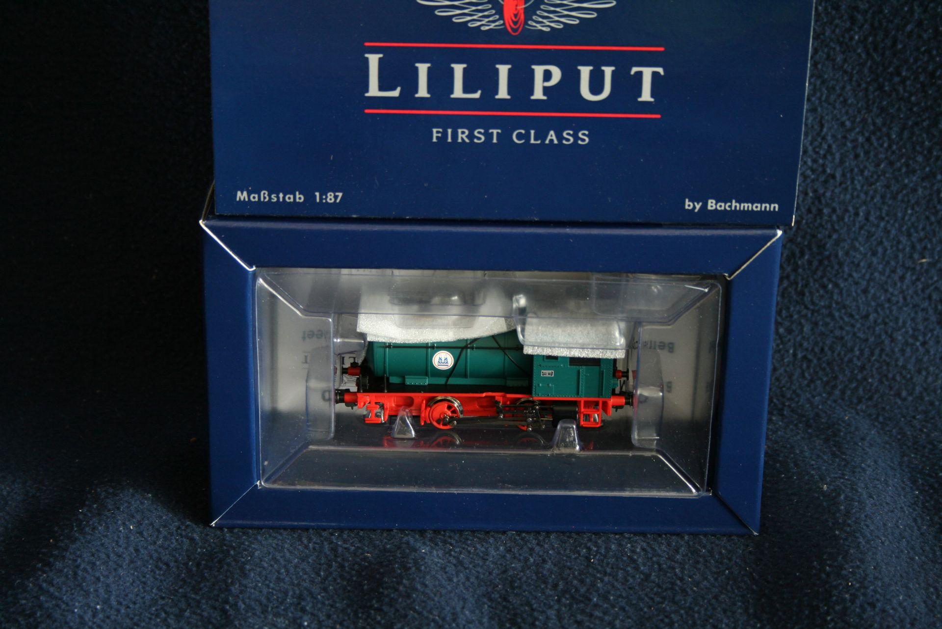 Los 56 - LILIPUT HO - L102901 - boîte d'origine - - LILIPUT HO - L102901 - original package [...]