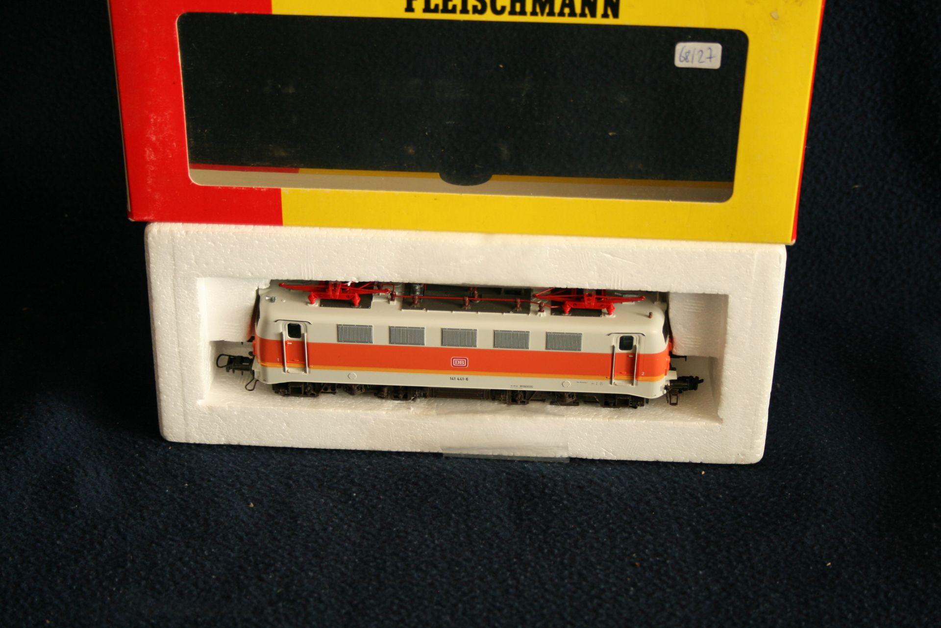 FLEISCHMANN HO - 4329 - 141 441-6, boîte d'origine - - FLEISCHMANN HO - 4329 - 141 [...]