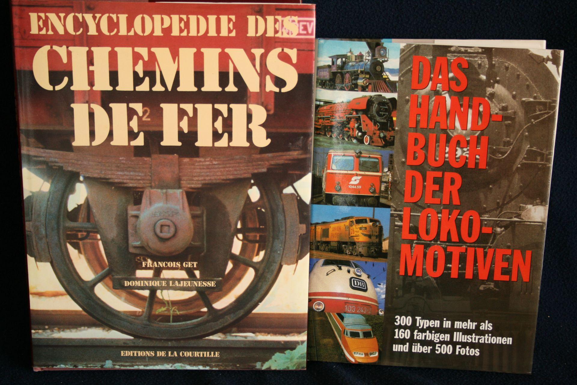 Los 13 - Brian HOLLINGSWORTH & Arthur COOK : Das HandBuch der Lokomotiven, 300 Typen in mehr [...]