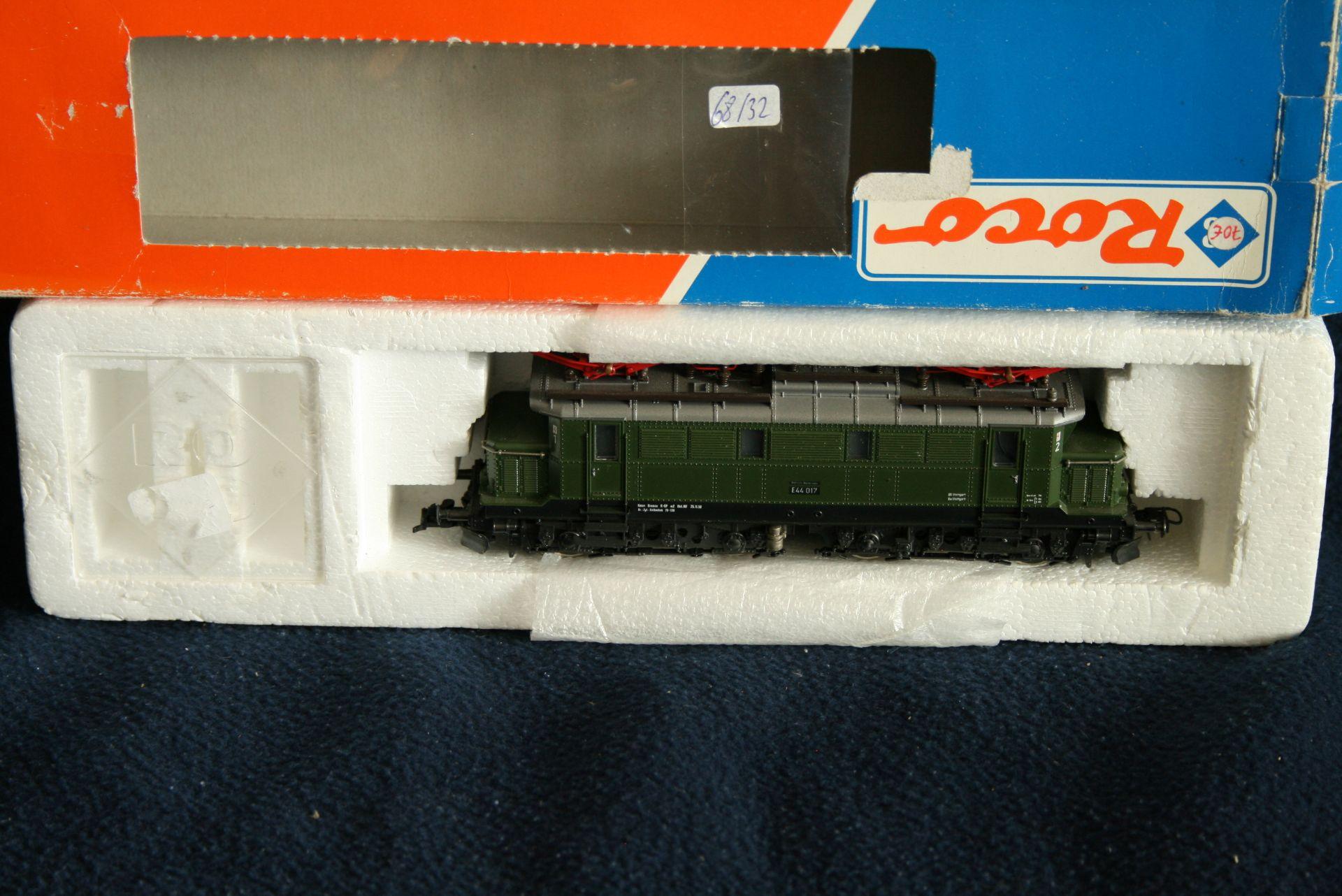 ROCO HO - 43404 - E 44 017, boîte d'origine - - ROCO HO - 43404 - E 44 017, [...]